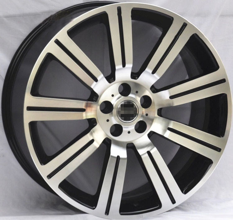 Gloss Black 19inch Car Rims For 2006-2013 Range Rover Sport