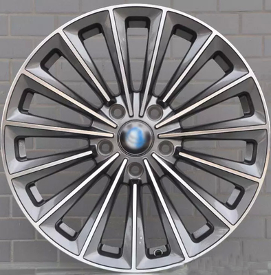 "As bordas do carro de 19 polegadas para BMW 750Li/metal de arma personalizaram 19"" bordas forjadas da liga"